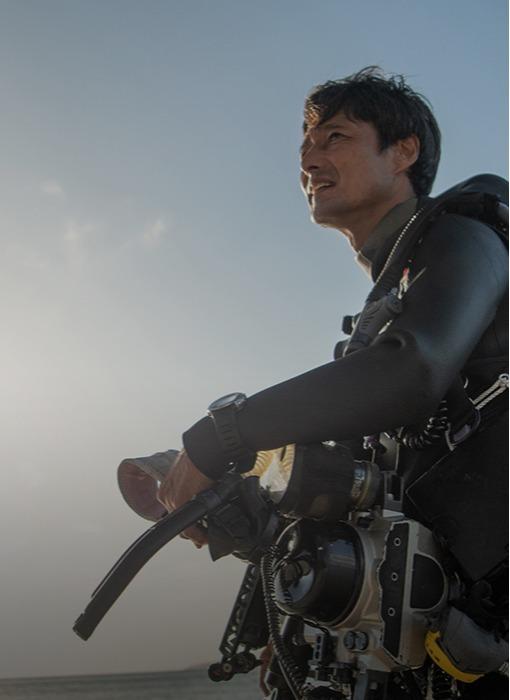 A.O.W.D進階開放水域潛水員